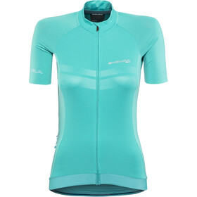 Endura Pro SL Kurzarm Trikot Damen pacificblue
